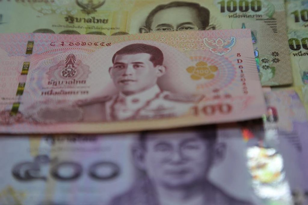 SGD to THB Thai Baht