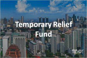 Temporary Relief Fund Scheme