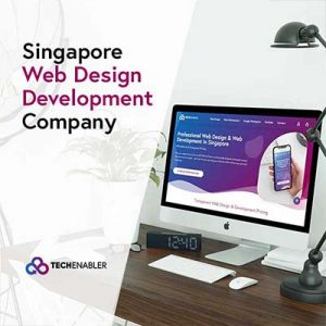 TechEnabler - Singapore Web Design Company