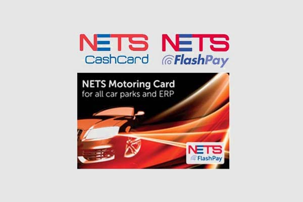 NETS Cardcard, NETS Flashpay, NETS Motoring card