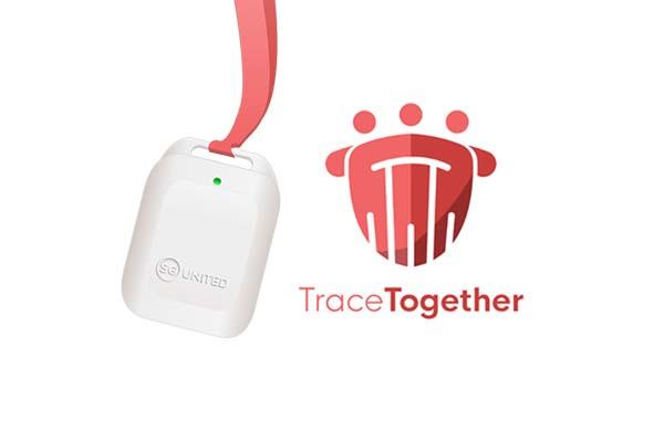 TraceTogether Token