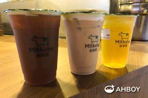 Milksha - Bubble Tea
