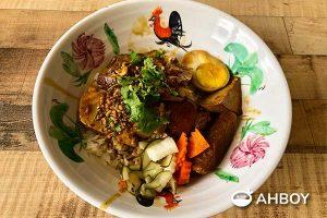 Pratunam PLUS by Soi Thai Soi Nice - Braised Pork Knuckle Rice